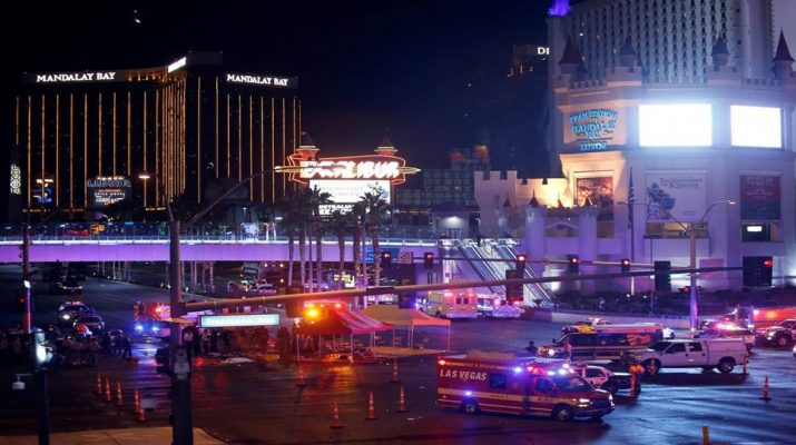 Mandalay Bay Crime Scene