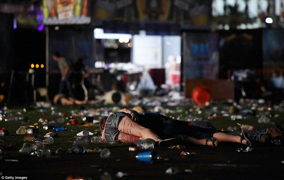 Vegas Massacre Aftermath
