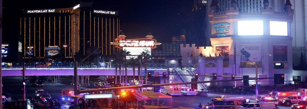 Shooting at a concert in Vegas leaves 58 dead