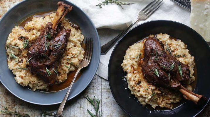 Lamb Risotto Recipe