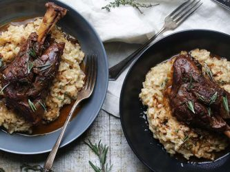 Lamb Risotto Recipe
