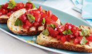 How to Make Tomato Basil Bruschetta?