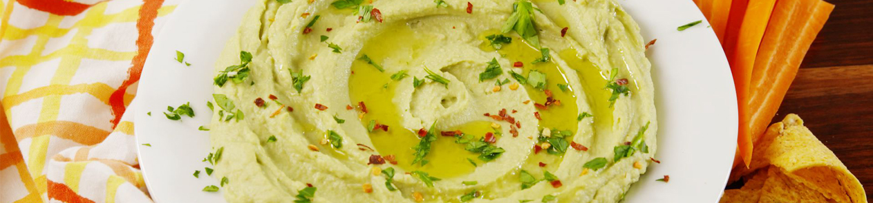 Quick & Easy Homemade Hummus Recipe