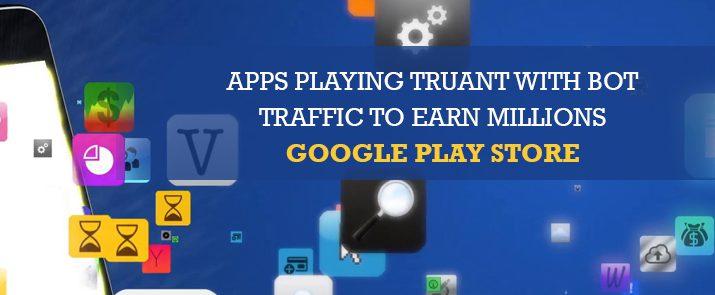 Fraudulent Advertising Network