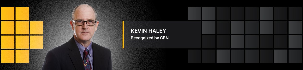 CRN recognizes Kevin Haley for his contributions