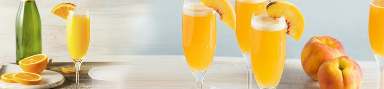 Easy To Make Luscious Mimosa Cocktail At Home