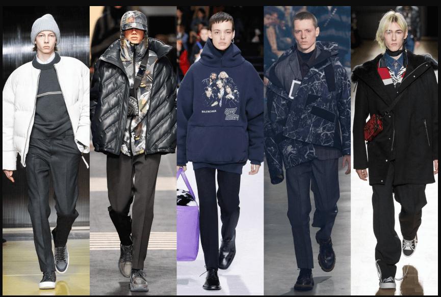 London Fashion Week January 2019 - Reviving Fashion for Men