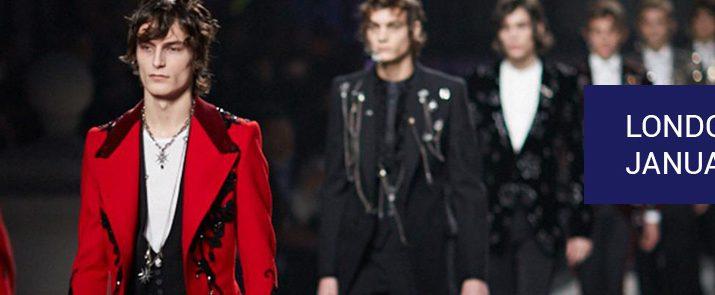 London Fashion Week for men 2019