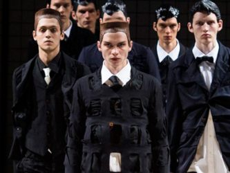 london fashion week for men's