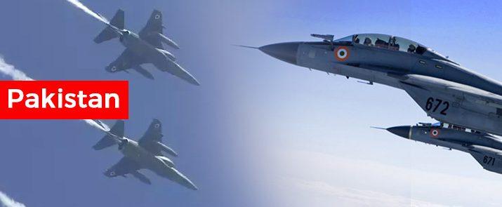 IAF attack on Pakistan