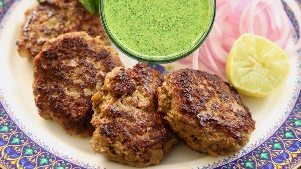 Galouti Kebab Ready