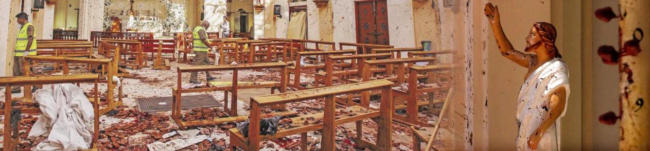 Sri lanka Easter Attack