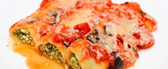 Cannelloni-Florentine