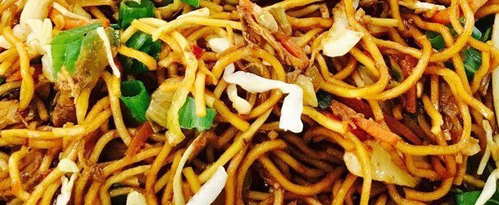 Chicken Hakka Noodles