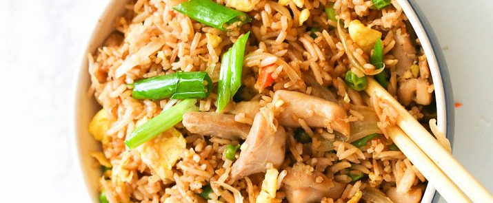 Chinese Non Veg Fried Rice