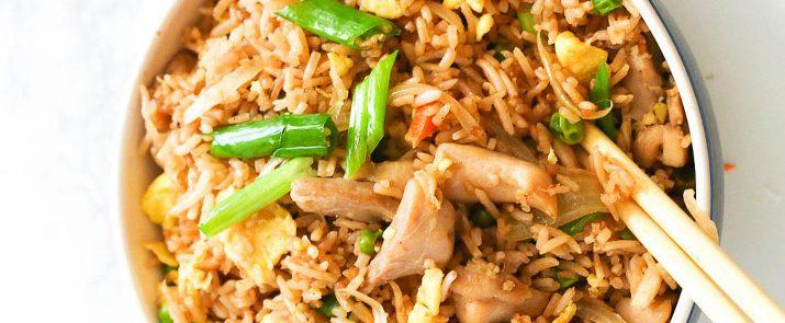 Chinese Non Veg Fried Rice