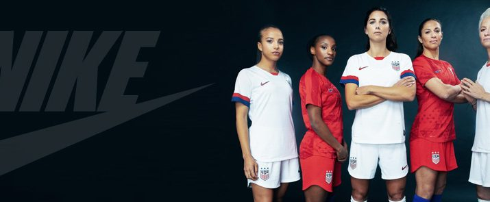 Nike women's world cup collaboration