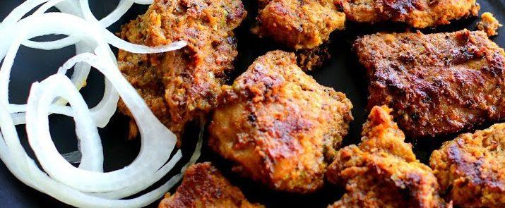 Pathar Kebab