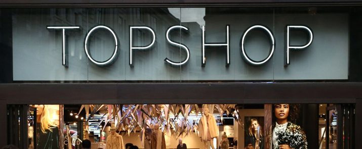 Topshop US Stores Closures
