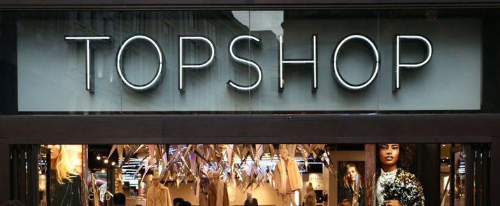 Topshop US Stores Closures