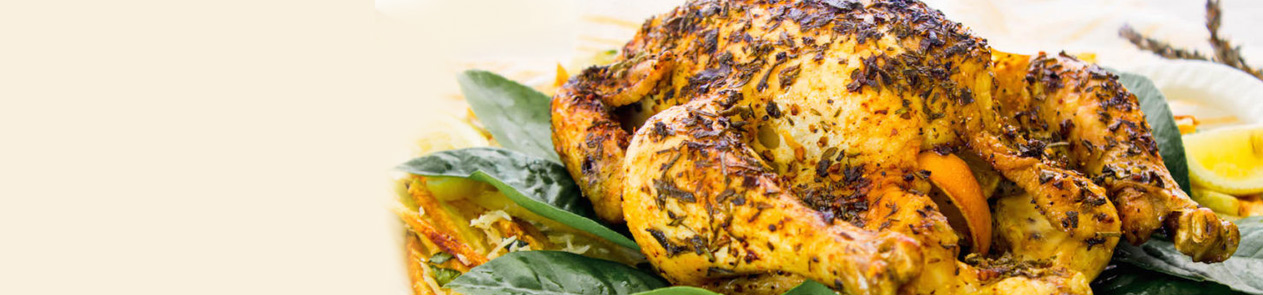 Try your hands on this effortless yet juicy Poulet Grille | French Cuisine