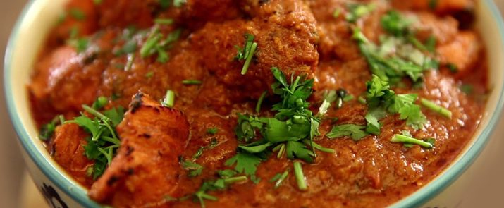 Chicken Tikka Lababdar