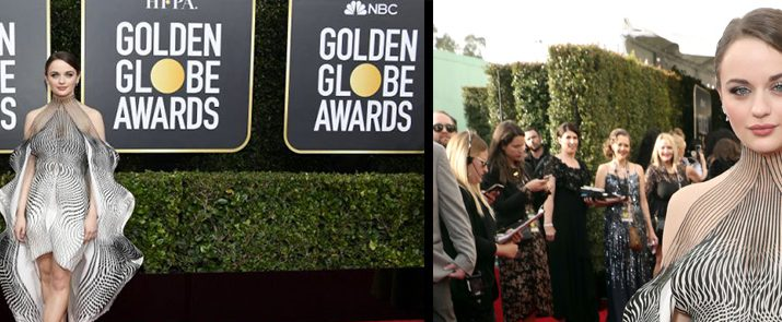 Golden Globes Red Carpet 2020